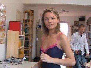 German Teen Nicole DP
